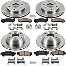 Best 2005 chevy impala brake pads Reviews