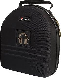威摩达品牌 TDD款有内垫耳机盒 AKG/爱科技K701 K702 Q701 Q702 K612 PRO K712 pro K242HD K272HD K240S K271S K812pro收纳盒多功能耳机包 (240x200x120)