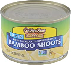 Golden Star, Bamboo Shoots, 8 Ounce