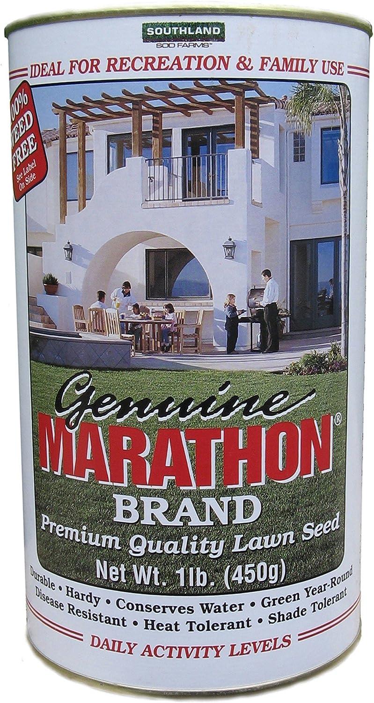 Marathon Grass Seed 1 lb 2021 Can shopping