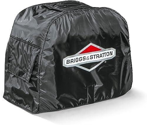 lowest Briggs & Stratton 6495 Protective 2021 2021 Cover for P3000 Inverter Generator,Black,Medium online sale