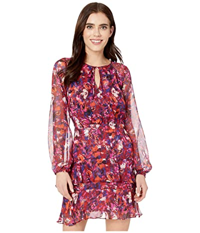 Parker Marengo Dress (Guava Blooms) Women