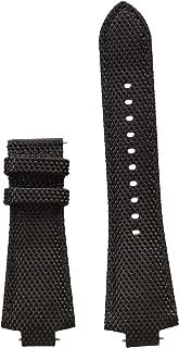 Michael Kors Access 28mm Dylan Black Nylon Smartwatch Strap MKT9020