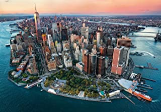 Clementoni New York City Jigsaw Puzzle Collection, 1500 Pieces
