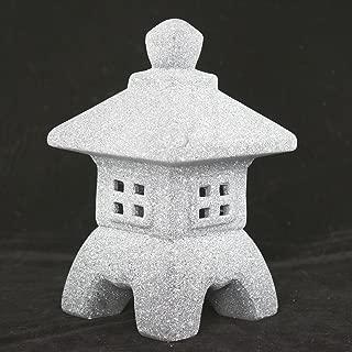 Miniature Ceramic Pagoda / Lantern for Bonsai and Zen Garden - 4.5