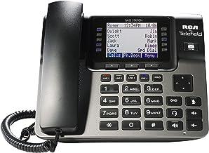 RCA Unison U1000 Dect_6.0 10-Handset 4-Line Landline Telephone photo