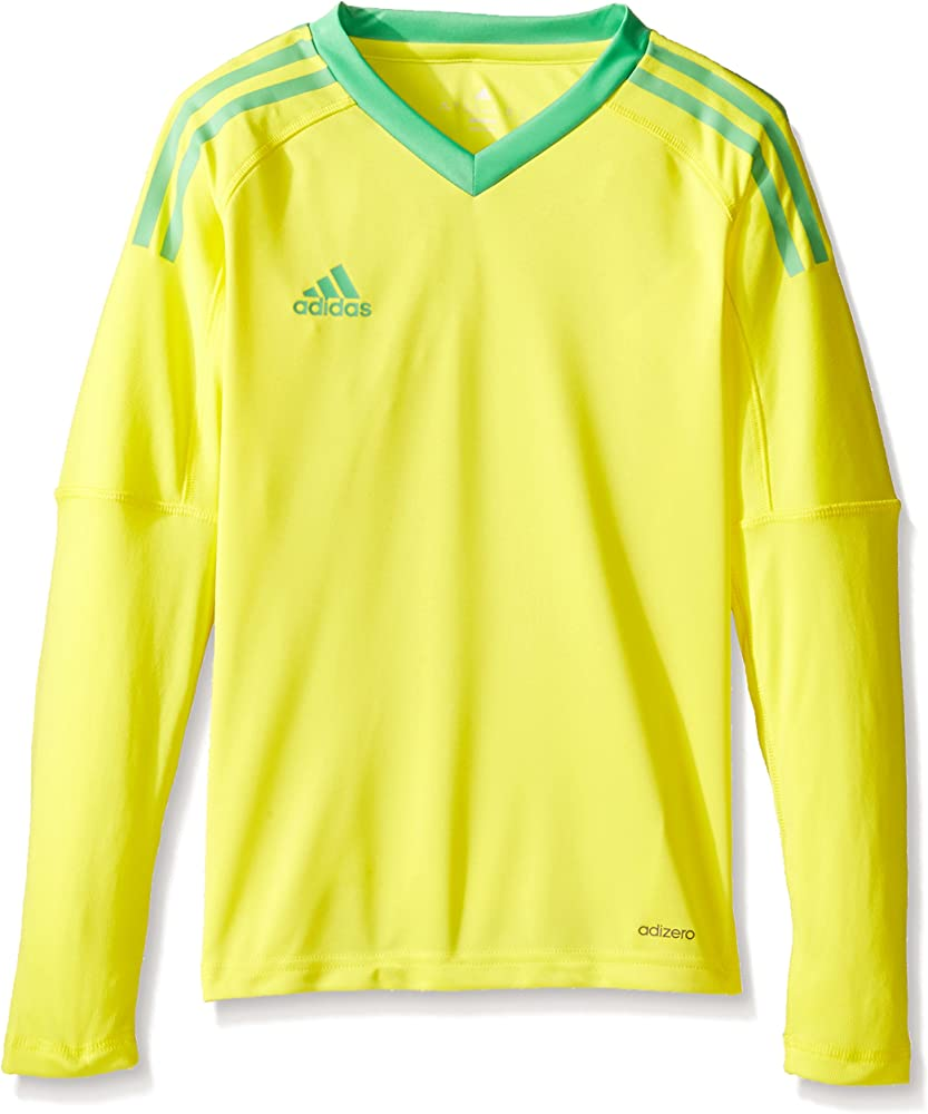 adidas Youth Soccer Revigo 17 Goalkeeper Jersey ... - Amazon.com