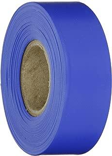 Brady Blue Flagging Tape for Boundaries and Hazardous Areas - Non-Adhesive Tape, 1.188
