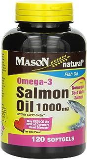 Mason 天然大蒜油 1000 粒软胶囊 120份 120