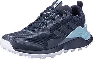 adidas Australia Women's Terrex CMTK GTX Trail Running Shoes, Carbon/Core Black/Ash Green