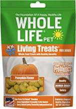Whole Life Pet Antioxidant Dog Treats Fruit Blended with Probiotics to Promote Healthy Digestion