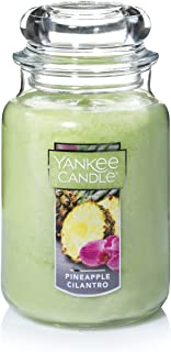 Yankee Candle Pineapple Cilantro Classic Jar Candle, Large