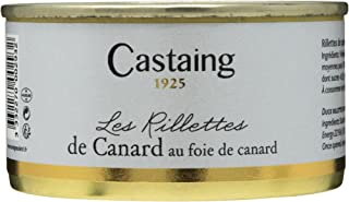 Castaing Duck Rillettes With Foie Gras, 130g