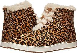 Tan Leopard Haircalf