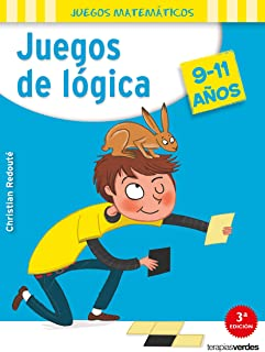 Juegos de lógica 9-11 años (Terapias Juegos Didácticos
