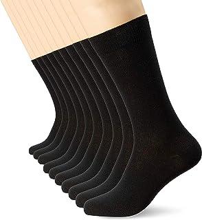 Smart Calcetines de vestir (Pack de 10) para Hombre