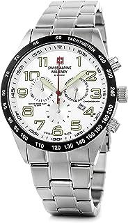 Swiss Alpine Military - 7047.9132 Heren horloge 46 mm