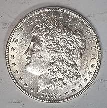 1883 O Morgan Dollar $1 Brilliant Uncirculated