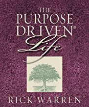 purpose driven life poem