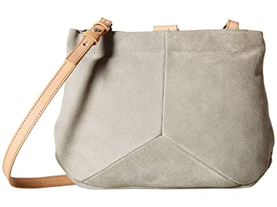 ECCO Ella Clutch (Wild Dove) Clutch Handbags