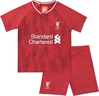 794425afcbe Liverpool F.C. Baby Boys  Football Club Top and Shorts