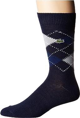 Lacoste - Argyle Sock