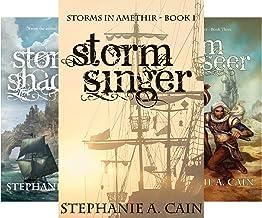 Storms in Amethir (4 Book Series)