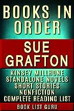sue grafton book list in order