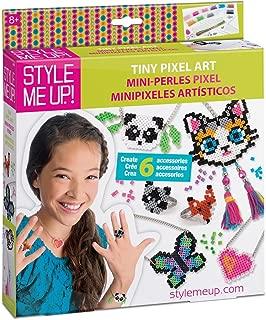 Style Me Up! Tiny Pixel Jewelry