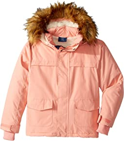 Fleece Lined Parka Jacket (Toddler/Little Kids/Big Kids)