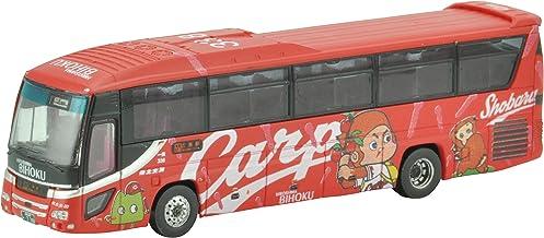 ザ・バスコレクション バスコレ 備北交通 日野セレガ カープラッピングバス ジオラマ用品 (メーカー初回受注限定生産)