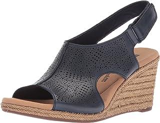 2b039ad89907 Amazon.com  Blue Women s Wedge   Platform Sandals