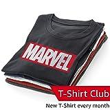 Marvel Design Vault Club T-Shirt Subscription - Men - Medium