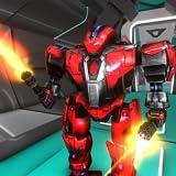 Robot Fight 3D Fighting Giochi Arcade Fighter Real Simulator: War Robots che sparano alla missione di sopravvivenza Battle World of Robot fighting game 2018