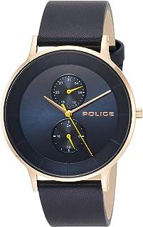 [ポリス]POLICE 腕時計 BERKELEY PL.15402JSR/03 メンズ 【正規輸入品】