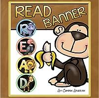 Reading Banner Bulletin Board Decoration Jungle Safari Theme