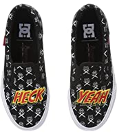 DC Kids - Trase Slip-On X AT (Big Kid)