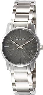 Calvin Klein Grey Dial Ladies Watch K2G23144