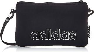 adidas Unisex CLSC Satchel Umhängetasche, Black/Black/Vivred/Gr, Einheitsgröße