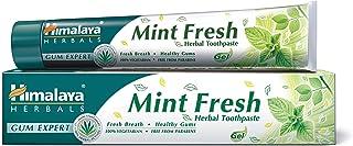 Himalaya Gum Expert Mint Fresh Herbal Toothpaste, Fresh Breath, 100ml