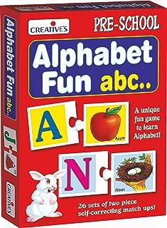 Creative Alphabet Fun
