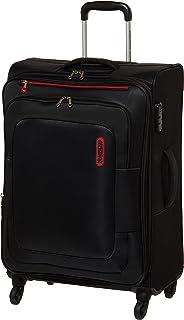 حقيبة سفر محمولة ناعمة متوسطة الحجم بنمط دونكان من أميريكان توريستر، باللون الأسود، قطر 68 سم