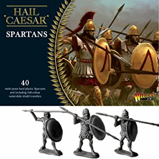 Pack Of 40 Spartan Miniatures