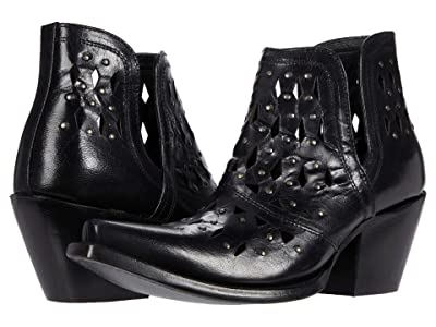 Ariat Dixon Studded (Black) Cowboy Boots