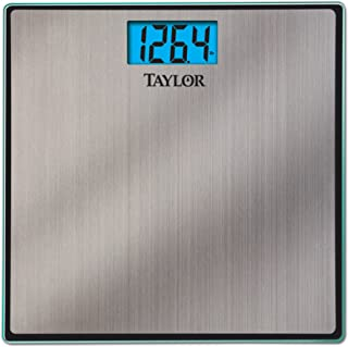 Taylor Precision Products Stainless Steel Electronic Lithium Scale