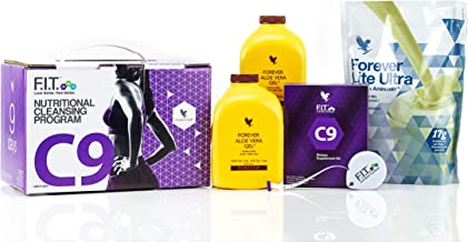 Forever Living Clean 9 Vanilla Chocolate C9 Ultra with Aminotein Natural Weight Loss