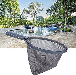 Pool Skimmer Net, Skimmer Basket Plastic Pool Skimmer Swimming Pool Cleaner Supplies for Fountains for Hot Tubs for Swimmi...
