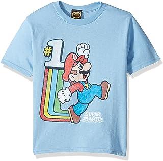 Nintendo Boys' Old School Cool Graphic T-shirt