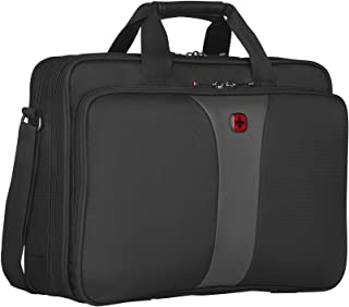 Wenger/Swissgear Men's Legacy Double Laptop Case Notebooks