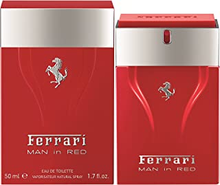 Ferrari Man In Red Eau de Toilette 50ml
